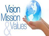 Vision . mission & values